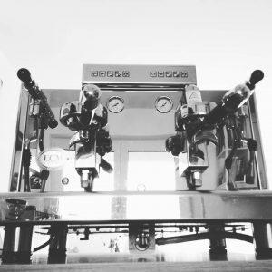 Eine ECM für die mobile Espressobar